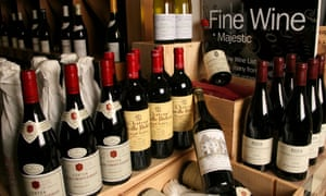 Majestic wine boss Steve Lewis has quit after poor Christmas figures.