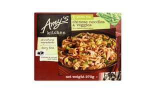 Amy's Kitchen chinese noodles