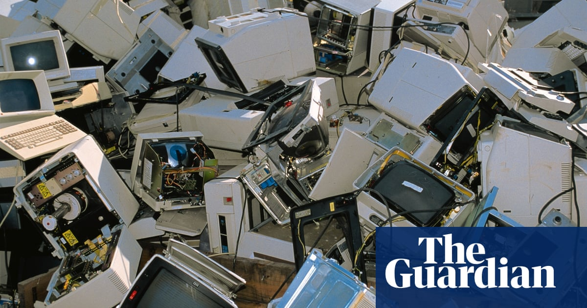 How can I safely recycle my old PCs? | Technology | The Guardian