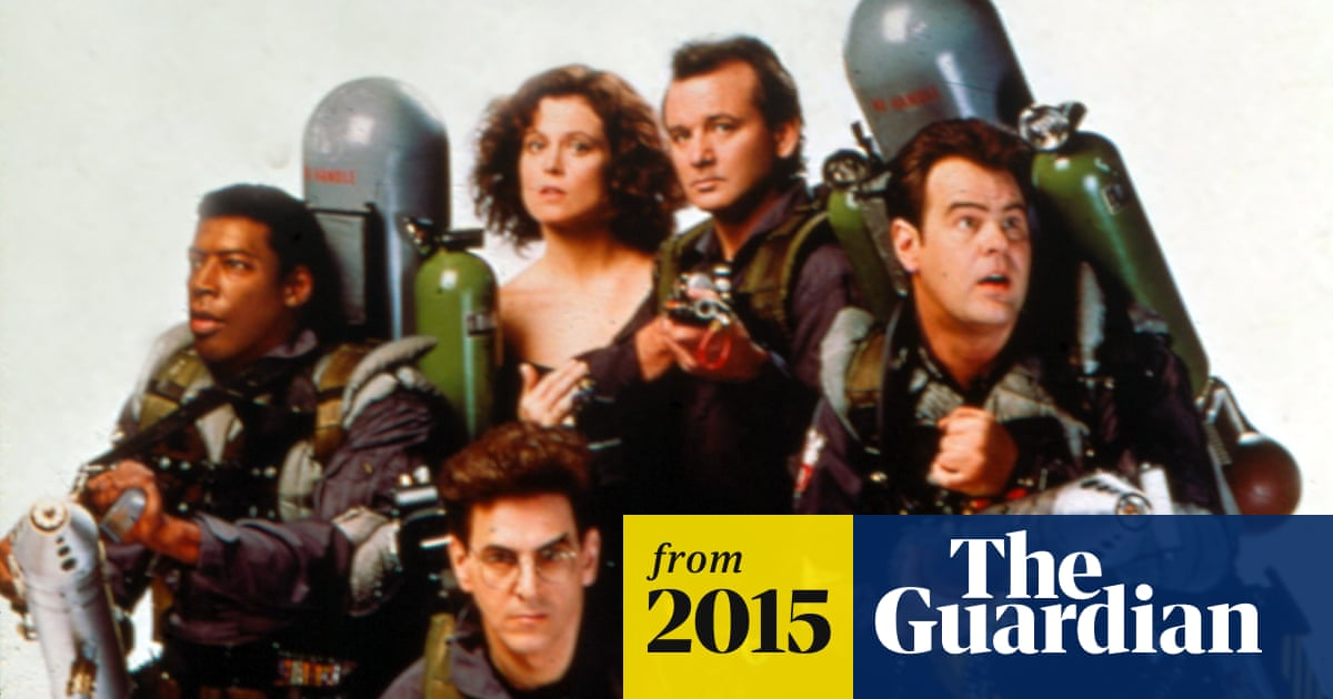 Dan Aykroyd Plans Ghostbusters 3 But Doesn T Cross Streams With Paul Feig Ghostbusters 2016 The Guardian