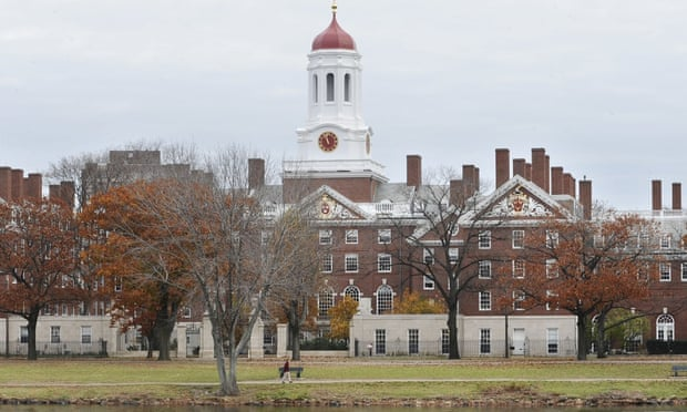 Harvard University in Cambridge, Mass