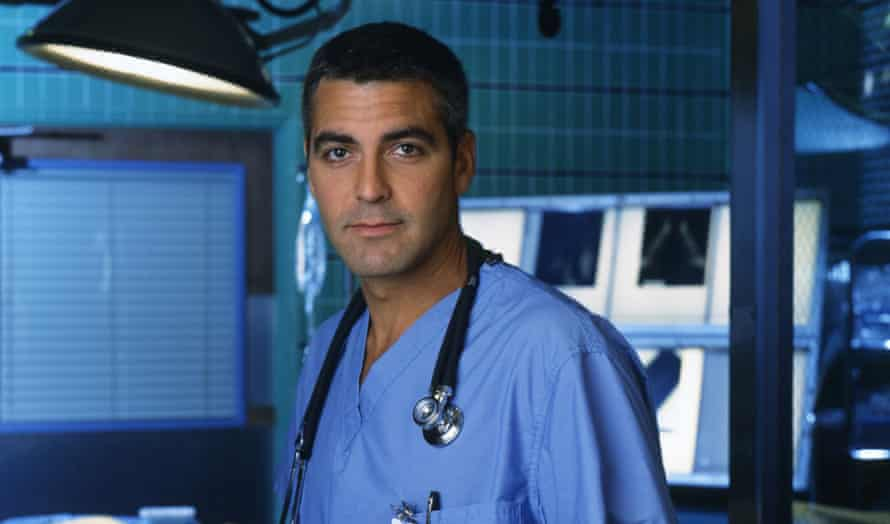 George Clooney as Dr. Doug Ross