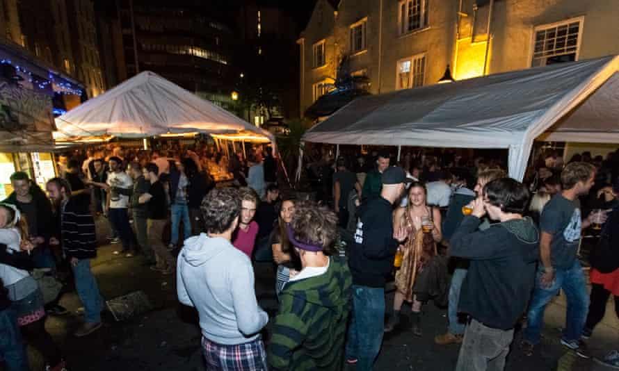 The Full Moon Pub and Attic Bar, Bristol