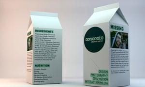 Milk box CV