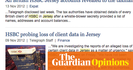 HSBC and the Daily Telegraph: allegations that require answers ...
