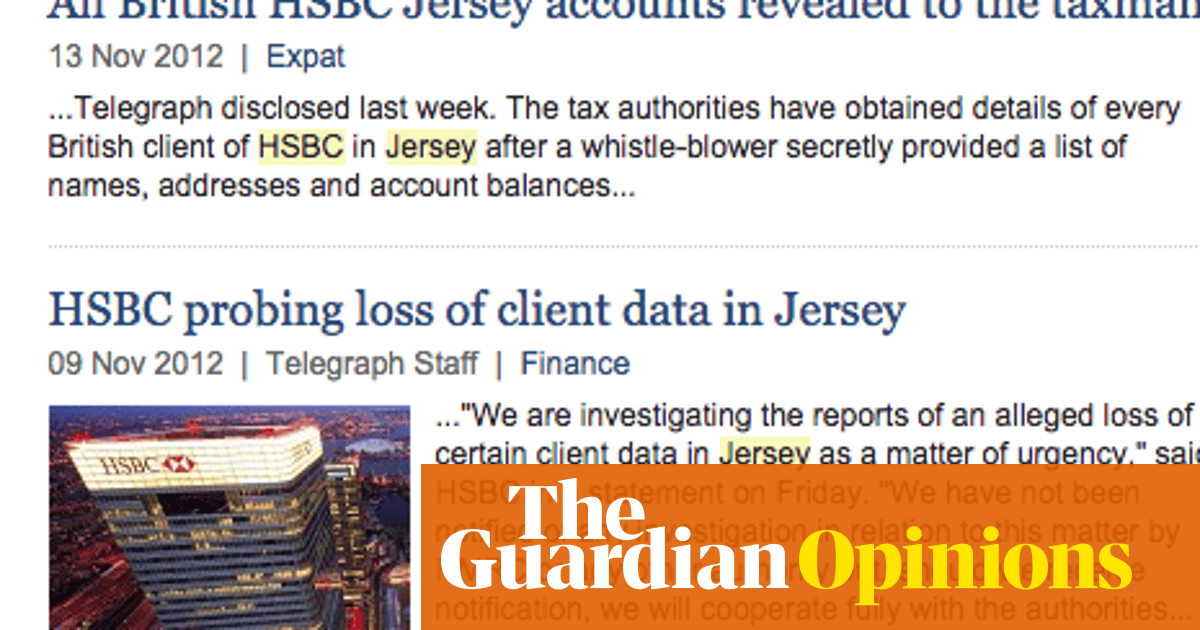 67d6e6e47 HSBC and the Daily Telegraph: allegations that require answers ...