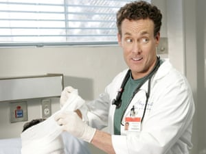Dr Perry Cox in Scrubs