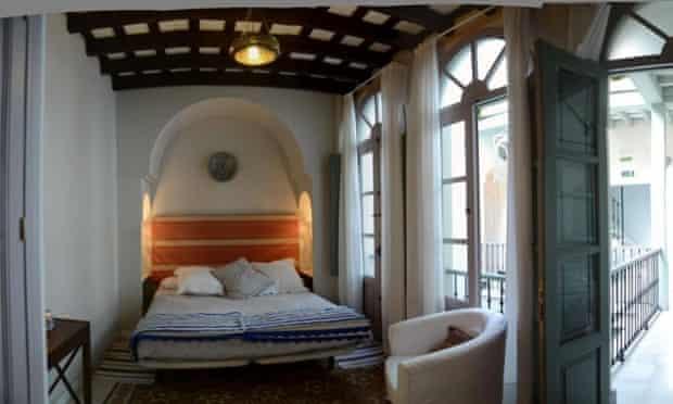 Boutique hotel La Fonda Barranco, Jerez