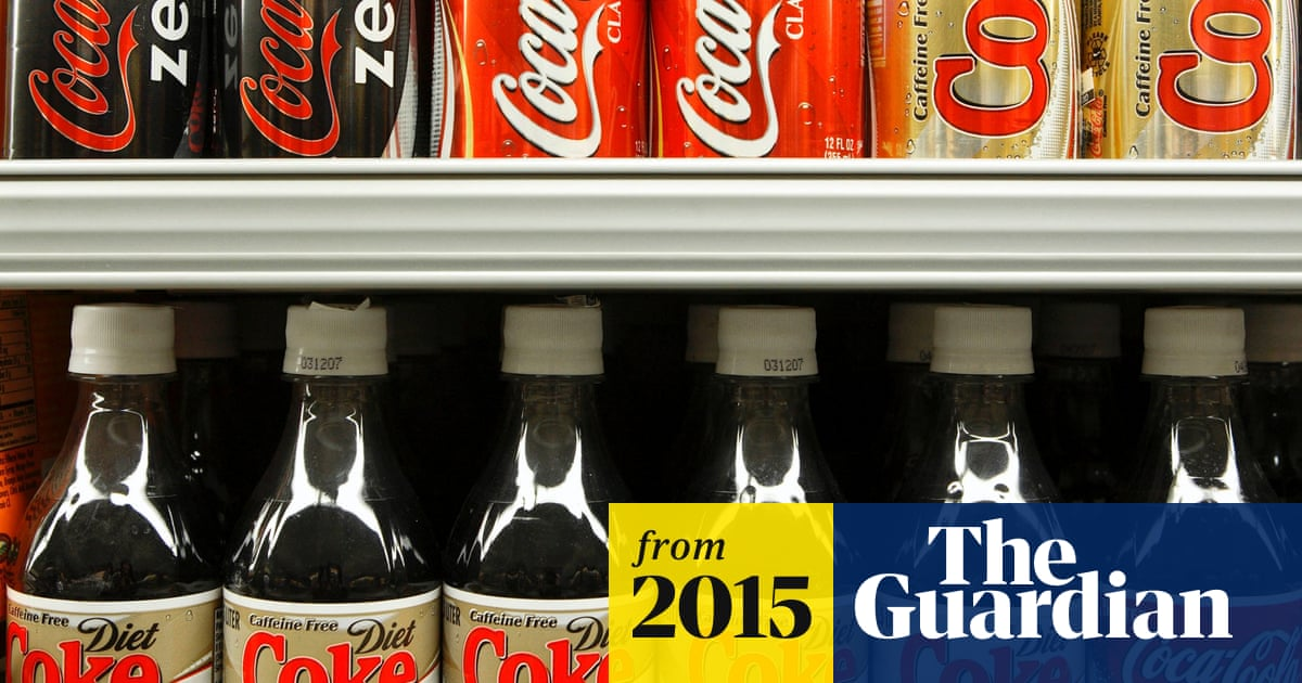 California takes fight to soft drink industry with plan for warning