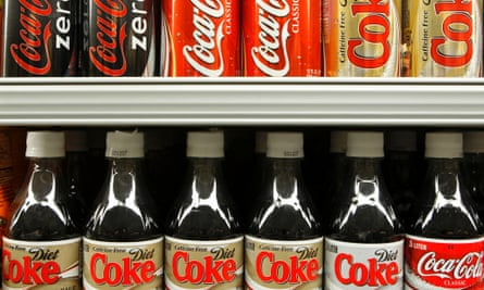 Coca-Coca bottles in New York.