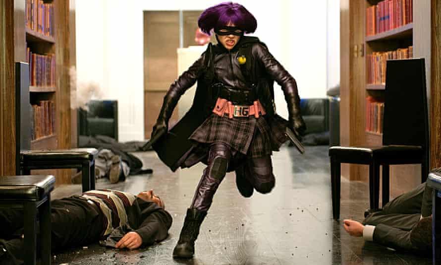 Chloë Moretz in Kick-Ass