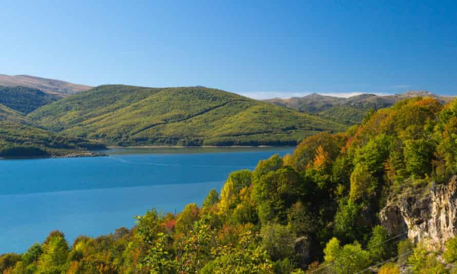 Mavrovo National Park, Macedonia