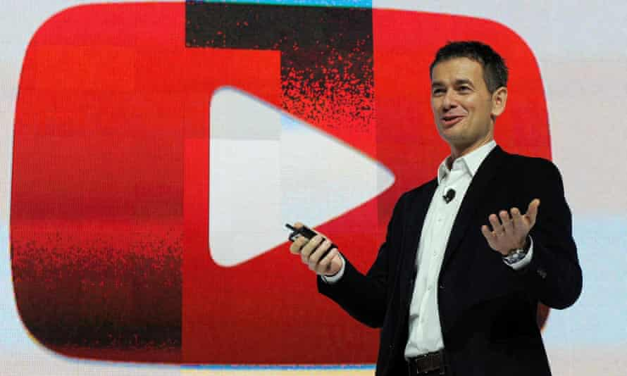 YouTube's Robert Kyncl