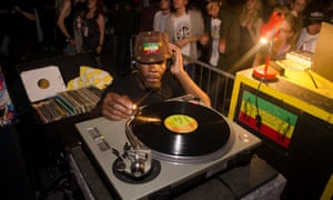 Sub dub at West Indian Centre