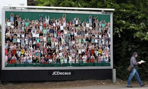 Everyday Athlete interactive billboard