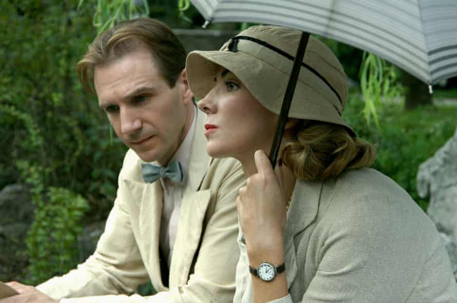Ralph Fiennes and Natasha Richardson in The White Countess (2005), scripted by Ishiguro.