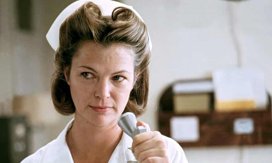 Nurse Ratched, in One Flew Over the Cuckoo's Nest
