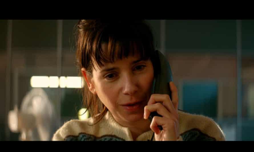 Sally Hawkins in The Phone Call.