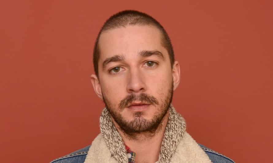 LaBeouf claimed that he was whipped and raped by a woman in #IAMSORRY, in which he spent time with members of the public in a room with a bag on his head.