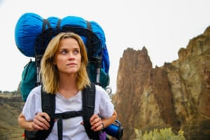 Reece Witherspoon in Wild