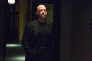 JK Simmons as Terence Fletcher