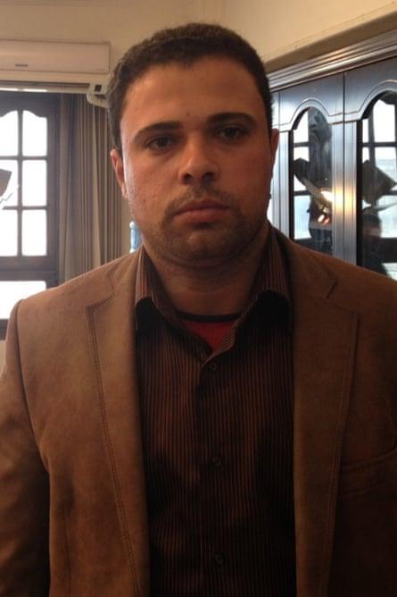 Adel Yacoub Hanna Egyptian captive colleague