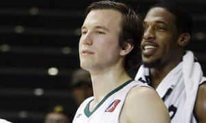 Brady Heslip of the Reno Bighorns