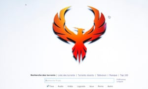 Reborn… The Pirate Bay torrent site is back.
