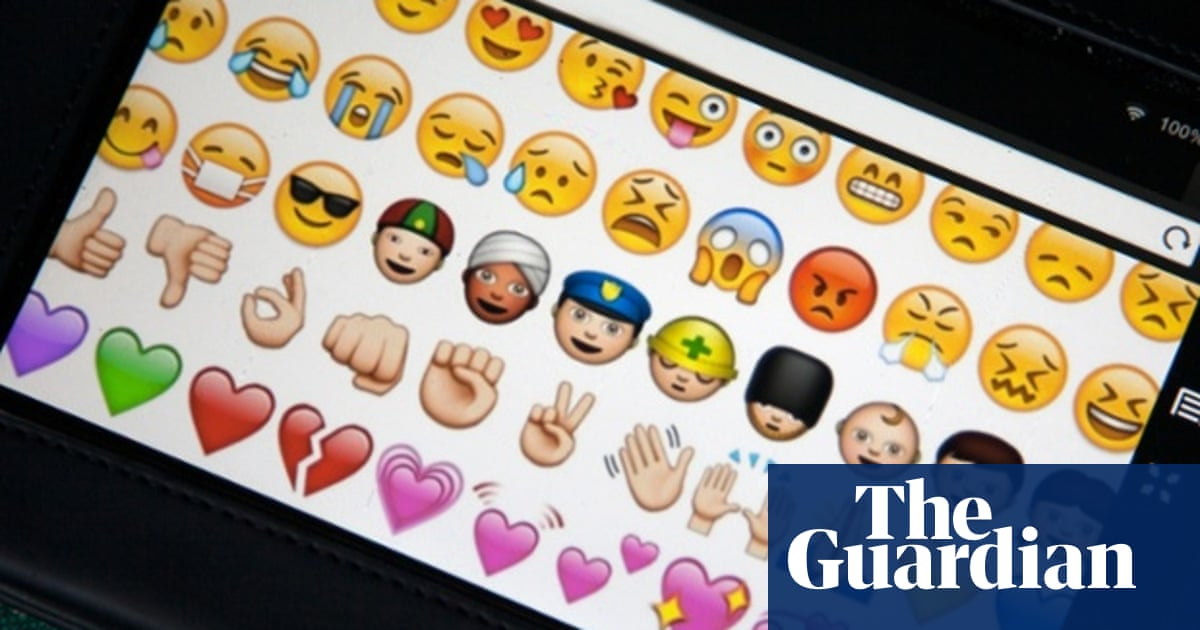 Don T Know The Difference Between Emoji And Emoticons Let Me Explain Technology The Guardian