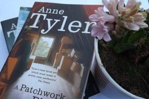Anne Tyler books