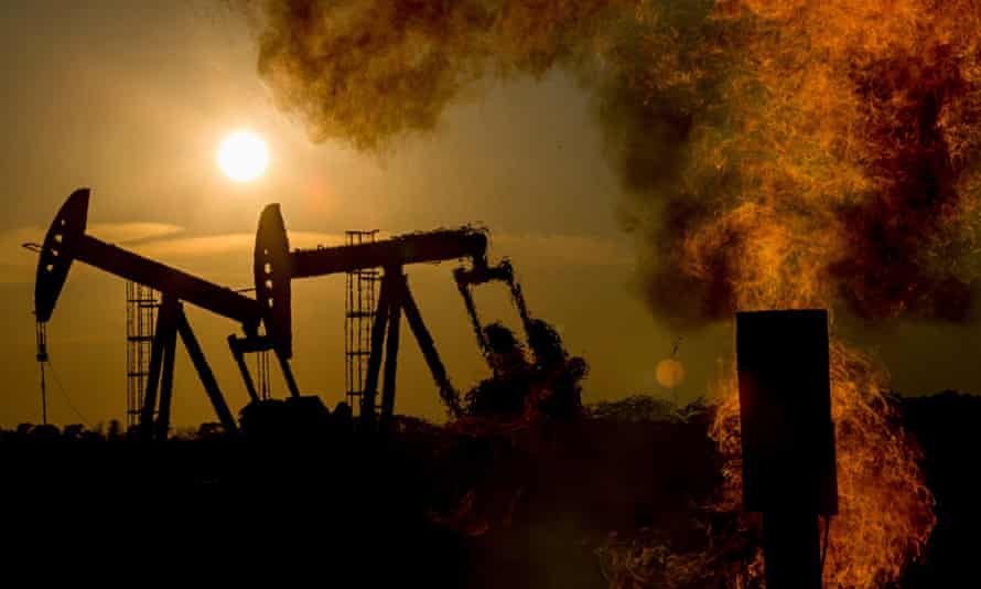 Fracking in North Dakota