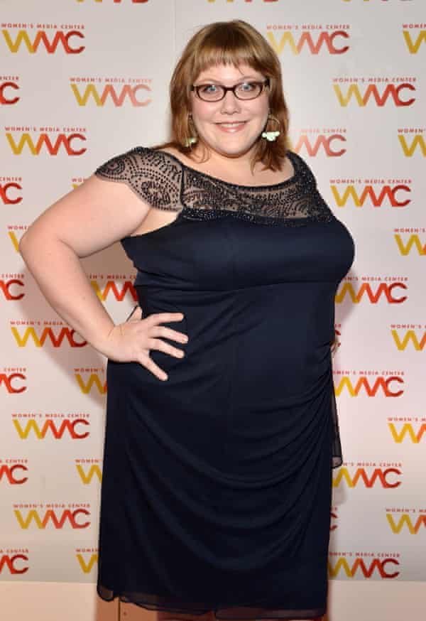 Lindy West at the 2013 Women's Media Awards in New York City