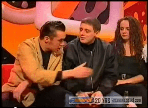 Shaun Ryder on The Word, 1992