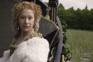 Helen Mirren Plays Elizabeth I, 2005