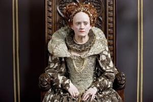 Anne-marie Duff Elizabeth in The Virgin Queen from 2006