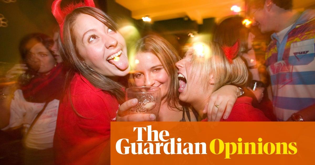 Banning liquor won't change the binge drinking culture on campus