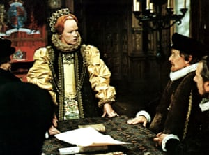 Glenda Jackson Elizabeth R was BBC television drama serial of six 85-minute plays starring Glenda Jackson. It was first broadcast on BBC2 from February to March 1971