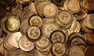 Bitcoin piled up in Salt Lake City.