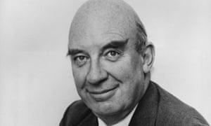 Portrait of Peter Hayman, smiling