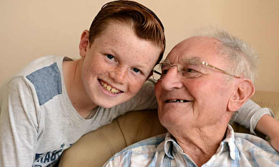 Mr Alzheimers and Me CBBC programme