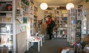 Lohvinau bookshop