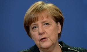 German Chancellor Angela Merkel attends