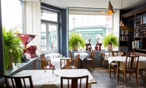 Bell's Diner in Bristol – the faithful fallback of Guardian wine critic Fiona Beckett.
