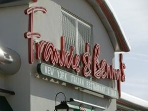 Stuart Heritage plumps for post-film burgers at Frankie & Benny's.