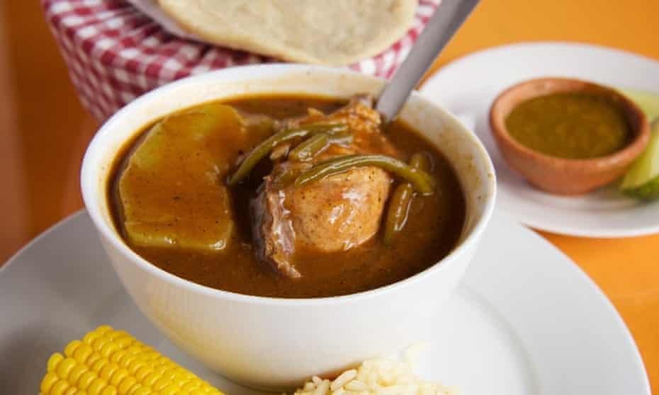 Guatemala stew