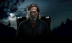 Jeff Bridges from the promo for his new album Sleeping Tapes.