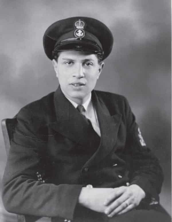 Chief petty officer Ralph Miliband