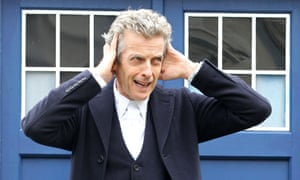 Peter Capaldi the latest Doctor to woo American fans