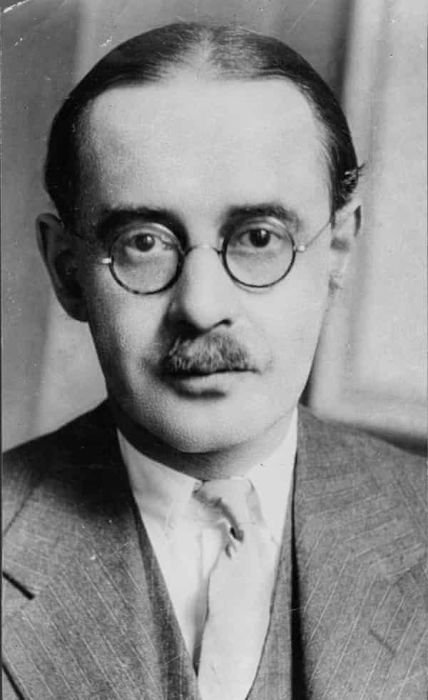 Political theorist Harold Laski