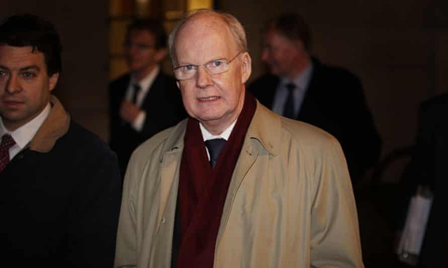 Murdoch MacLennan, chief executive of the Telegraph media group.